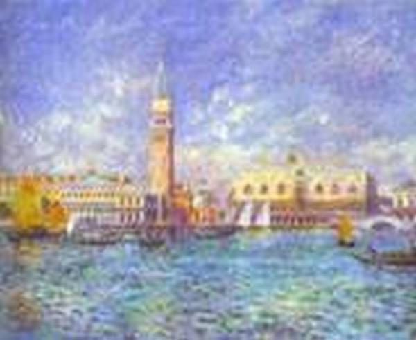 Doges palace venice 1881 xx sterling and francine clark institute williamstown